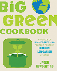 Big Green Cookbook Book Cover