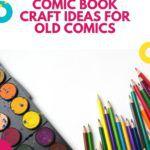 diy comic crafts