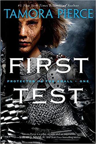 First Test by Tamora Pierce Book Cover