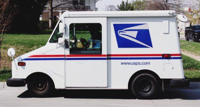 image of USPS delivery vehicle https://unsplash.com/photos/ObweQkF5w30