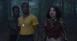 still image from film adaptation of LOVECRAFT COUNTRY https://www.imdb.com/title/tt6905686/mediaviewer/rm3487280129