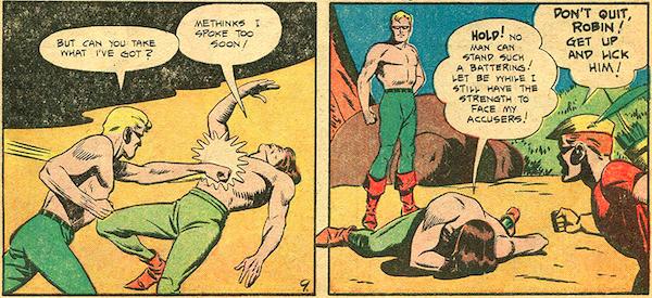 more fun comics 82 7