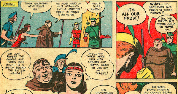 more fun comics 82 8 1