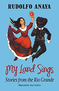 Cover of My Land Sings by Anaya
