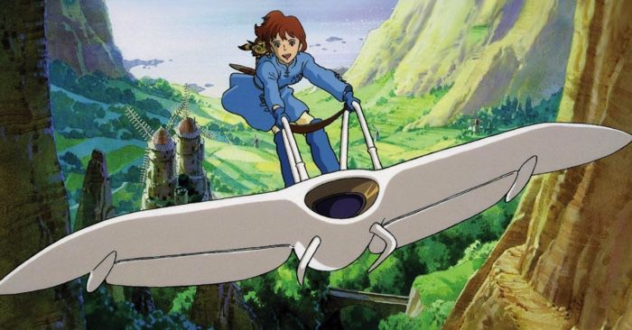 nausicaa film still