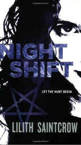 night shift by lilith saintcrow book cover