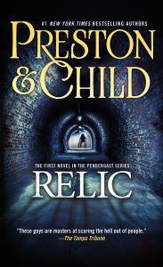 Cover of Relic by Douglas Preston and Lincoln Child