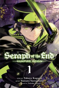 Seraph of the End manga like Naruto