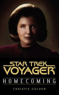 best star trek books voyager