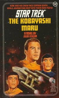 best star trek book TOS kobayashi maru