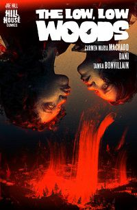 the low low woods by carmen maria marchado cover body horror comics