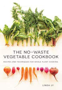 No Waste Vegetable Cookbook book cover