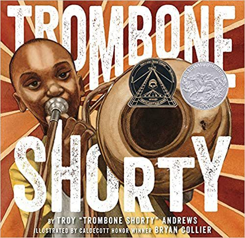 Trombone Shorty book cover