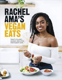 Rachel Ama Vegan Eats book cover
