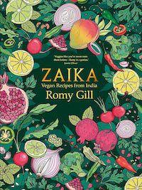 Zaika Cookbook book cover