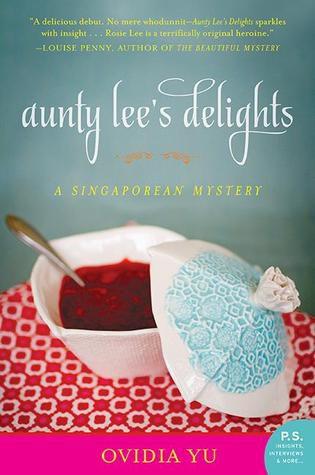 Capa de Aunty Lee's Delights