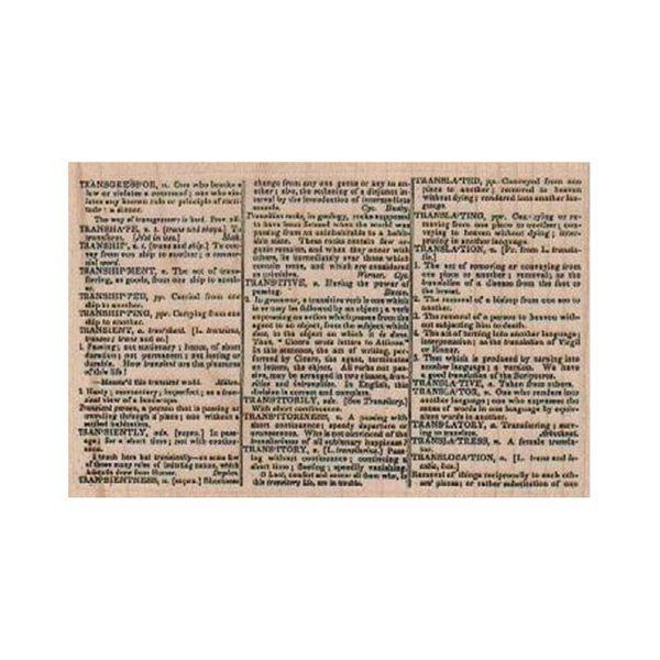 Dictionary Page by DesertStampShop.jpg.optimal