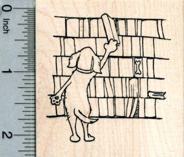 Dog Library by RubberHedgehog.jpg.optimal