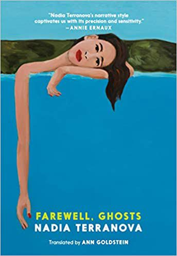 Farewell, Ghosts Nadia Terranova cover