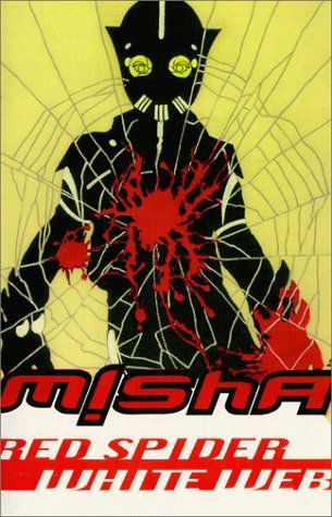 Red Spider White Web by Misha
