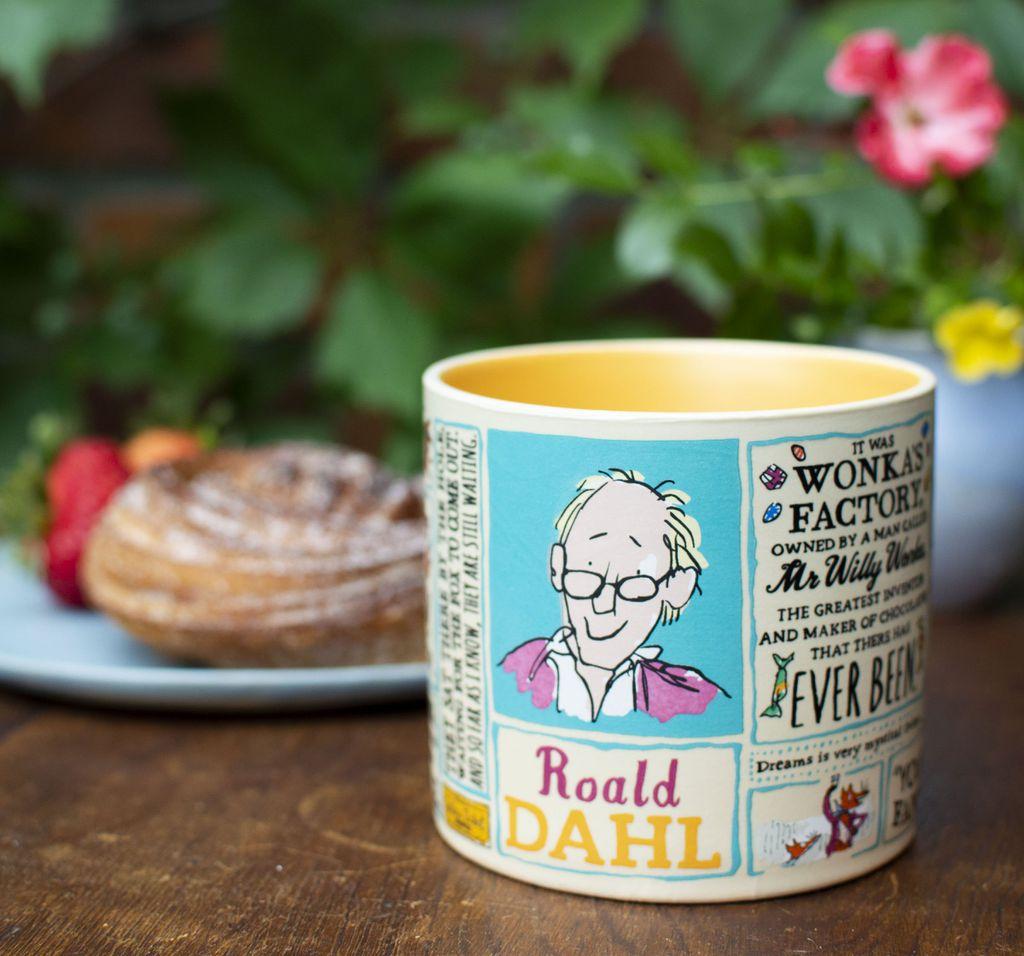 Roald Dahl Mug