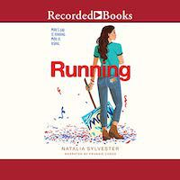 audiobook cover image of Running by Natalia Sylvester