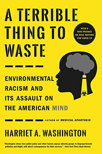 cover image of A Terrible Thing to Waste by Harriet A. Washington