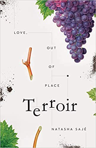 Terroir Natasha Sajé cover