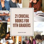 The best books for 11th graders challenge readers with new information while also calming their fears about college and beyond. | high school | 11th grade | books for high school juniors | books for 11th graders