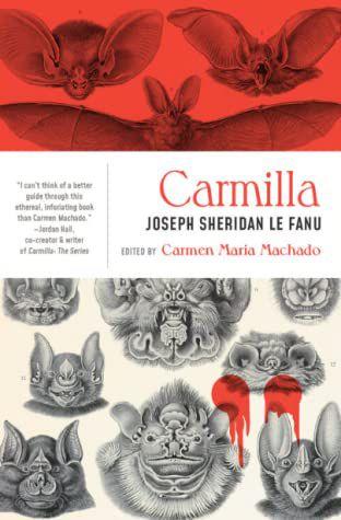 Carmilla book cover
