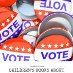 childrens books voting and elections