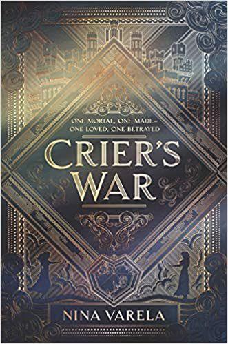 Crier's War book cover