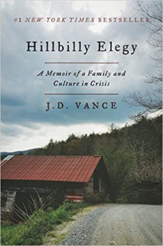 hillbilly elegy book cover