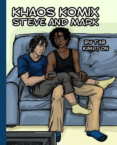 Khaos Komix: Steve and Mark cover