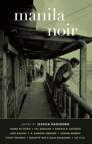 Manila Noir by Jessica Hagedorn Cover