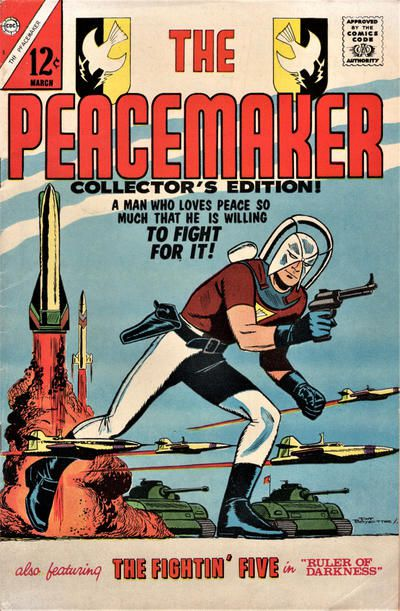 What's the Deal with that HBO Max Peacemaker Show Starring John Cena?
