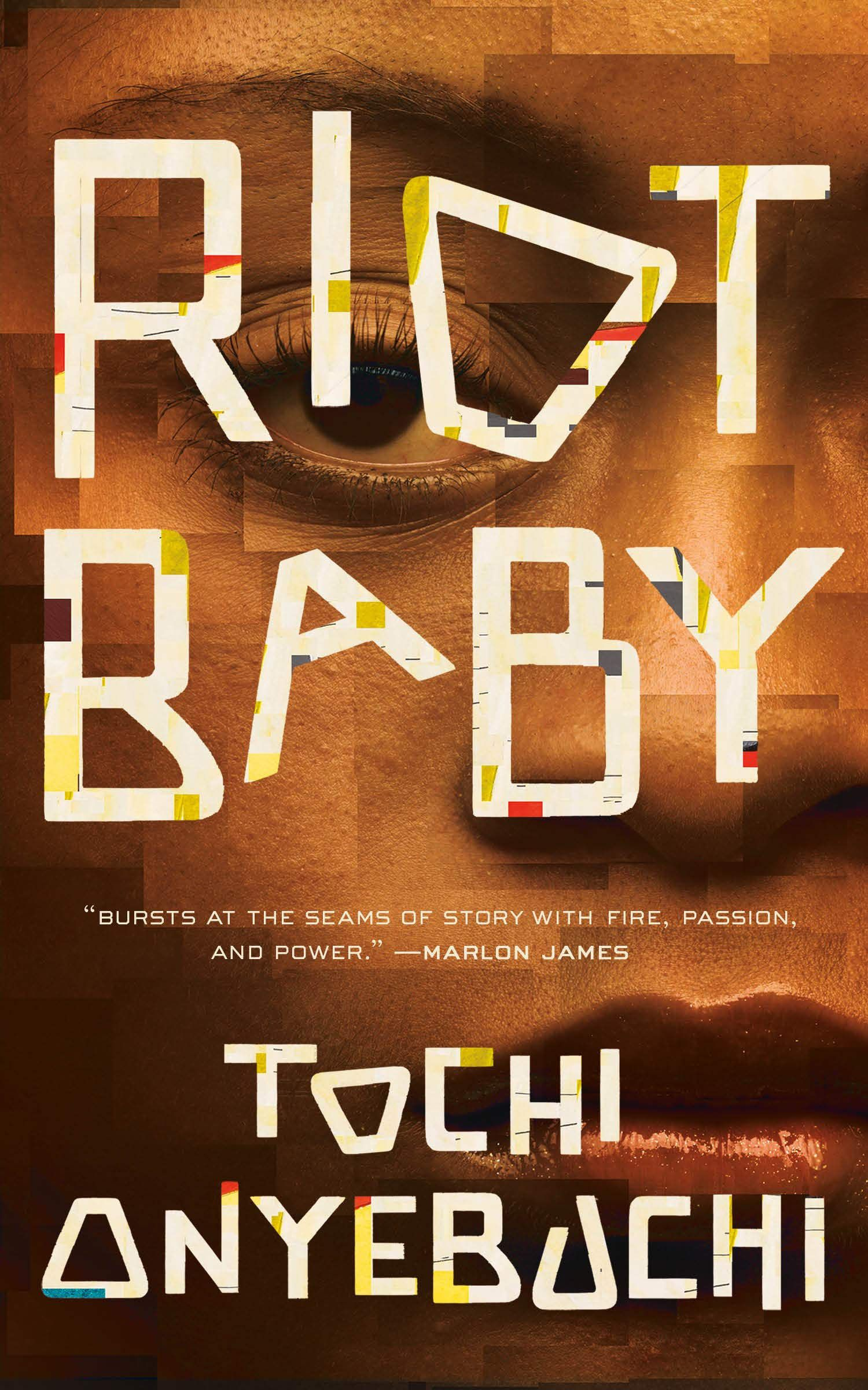 Riot Baby book cover