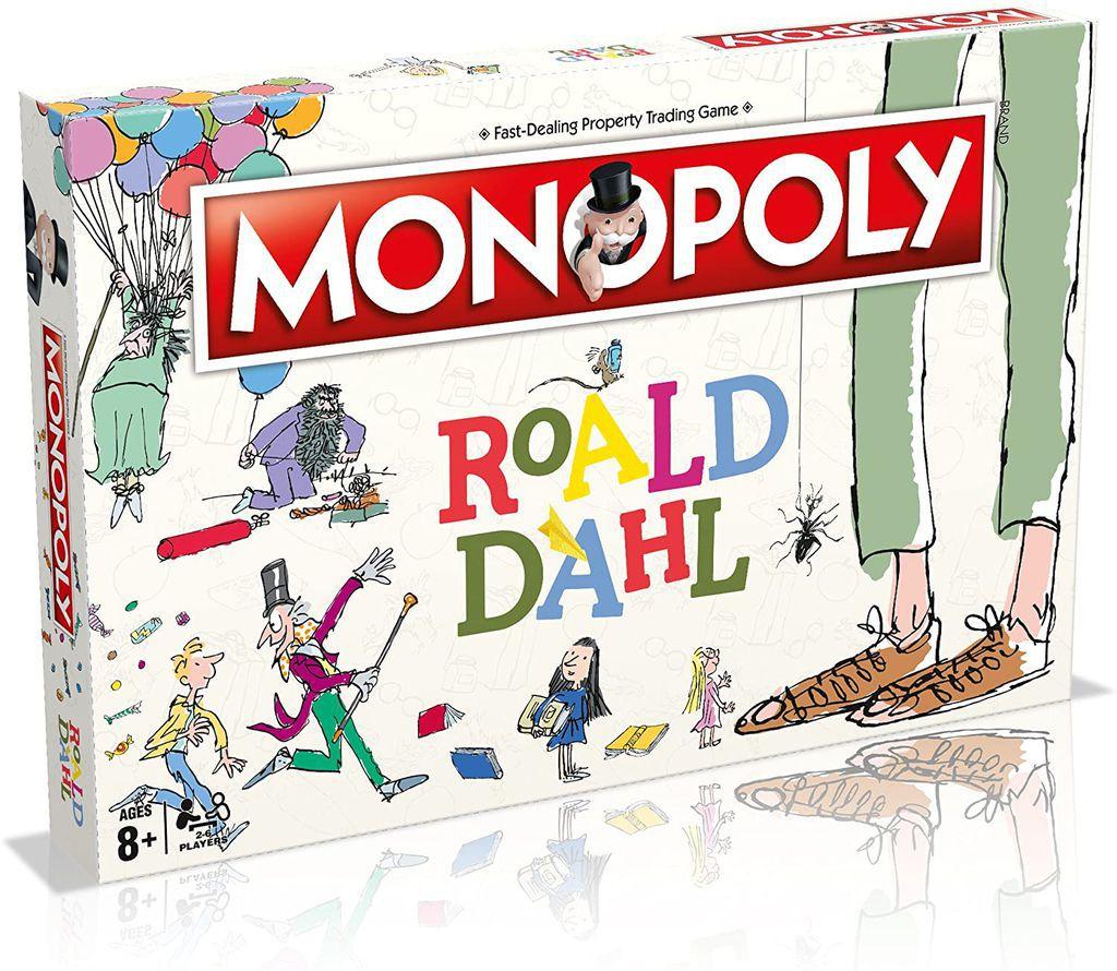 Roald Dahl Monopoly Box