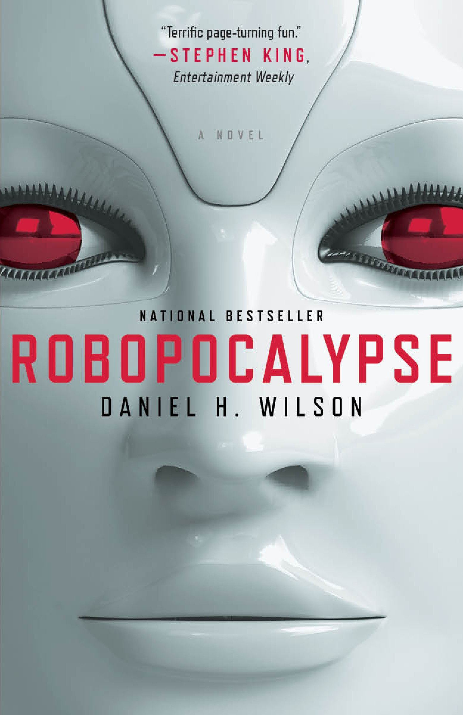 robopocalypse book cover