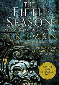 The Fifth Season book cover