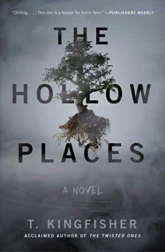 Capa de The Hollow Places