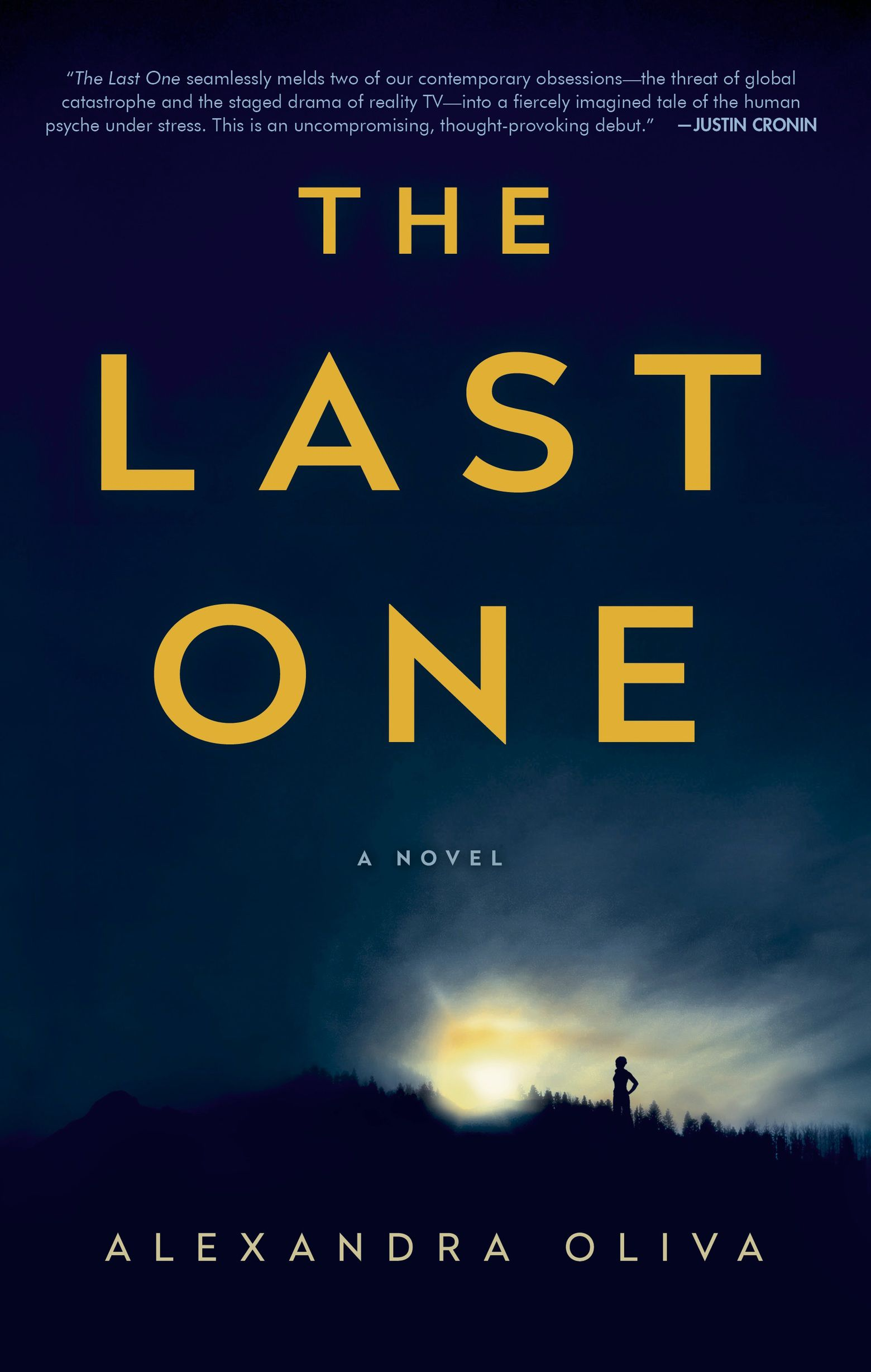 The Last One book cover