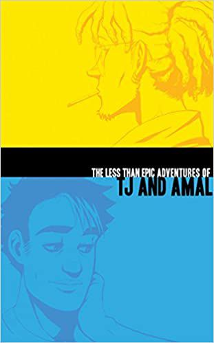 The Less Than Epic Adventures of TJ and Amal cover