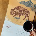 2021 book calendars