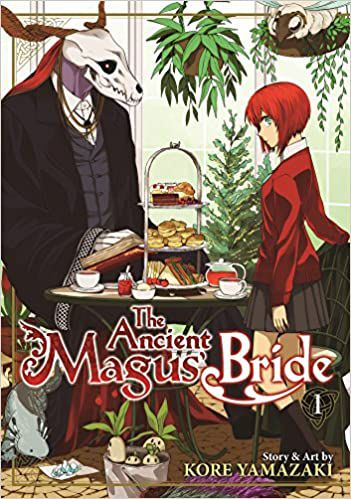 The Ancient Magus Bride cover image