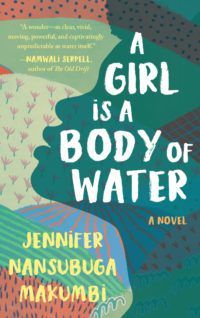 A Girl is a Body of Water book cover