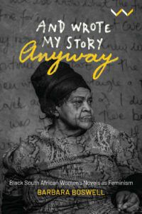 And wrote my story anyway book cover