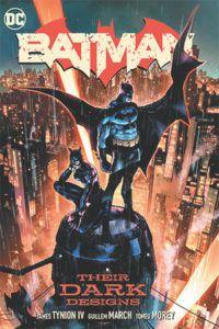 Batman DarkDesigns Cover