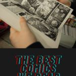 Rioters share their favorite recent comic reads! | comics | comic books | graphic novels | manga | best of 2020