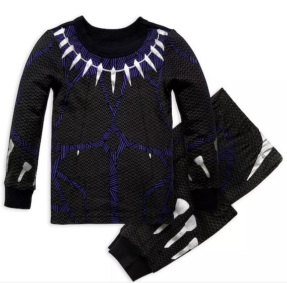 Blank Panther Pajamas